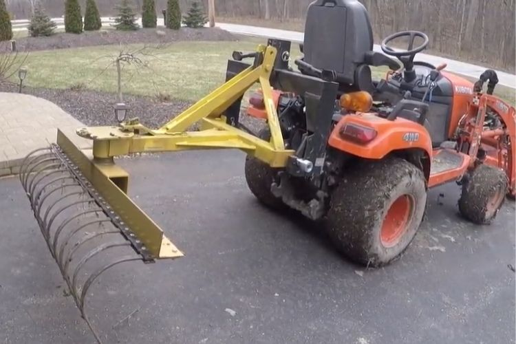 Rakes for Small Tractors